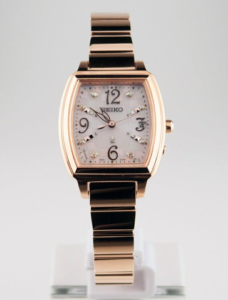 セイコー ルキア SEIKO LUKIA SSVW066 レディース 腕時計 ソーラー 電波 ことりっぷ 限定モデル