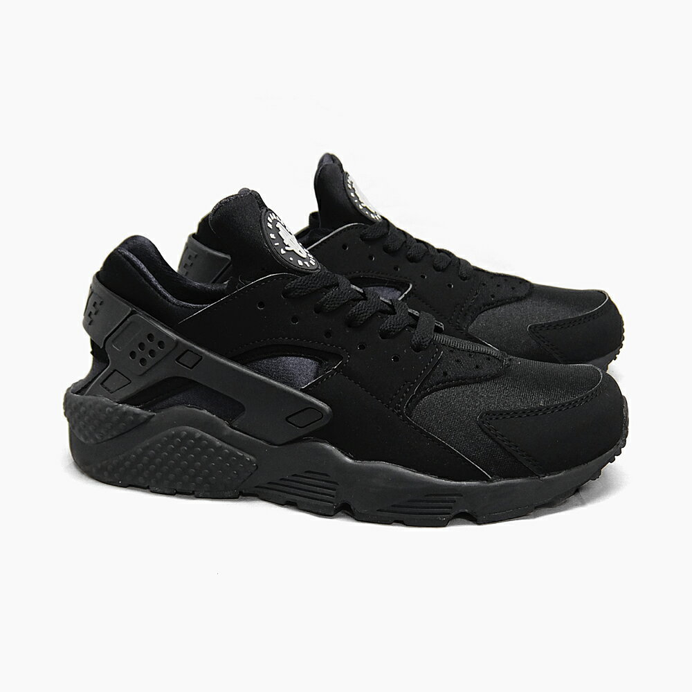 NIKE AIR HUARACHE TRIPLE BLACK [318429-003 BLACK/BLACK/WHITE] ナイキ エア ハラチ トリプルブラック ブラック/ブラック/ホワイト