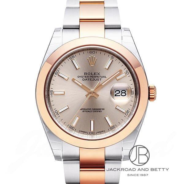 通販激安 ロレックス ROLEX デイトジャスト41 126301 【新品】 時計 メンズ