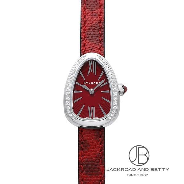ブルガリ BVLGARI セルペンティ SPS27C9SDL 【新品】 時計 レディース