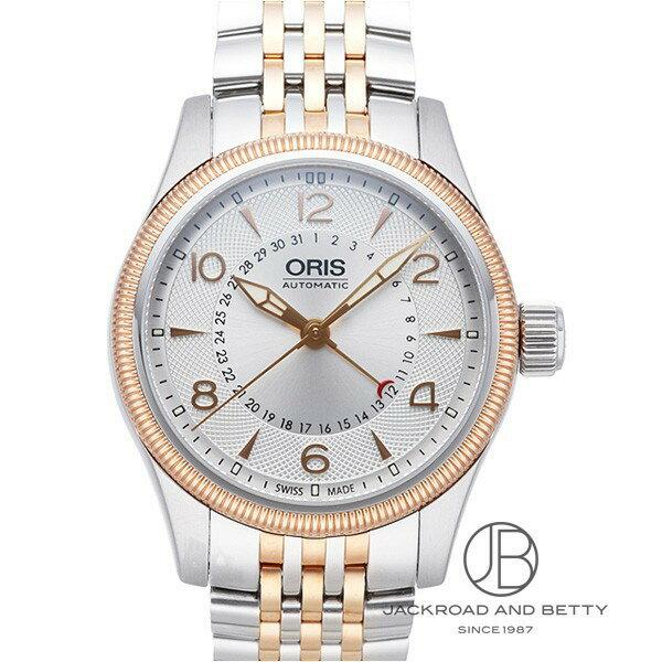 オリス ORIS ビッグクラウン ポインターデイト 754 7679 4361M 【新品】 時計 メンズ