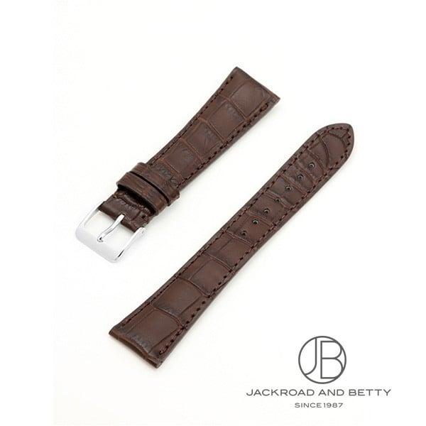 ジャックロード Jackroad ジャックロード・クロコダイル革ベルト18mm jm002
