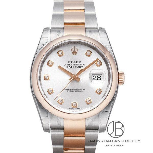 選べる12色 ロレックス ROLEX デイトジャスト 116201G 【新品】 時計 メンズ