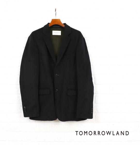 トゥモローランド(TOMORROWLAND)ウール DOUBLEFACE テーラードジャケット・63-07-64-07108-0171602【メンズ】