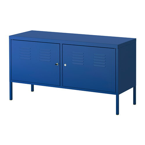 【★IKEA/イケア★】IKEA PS キャビネット  ブルー/302.923.18