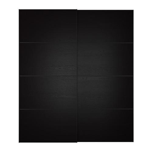 【★IKEA/イケア★】ILSENG 引き戸 2枚組  200x236 cm/599.303.26