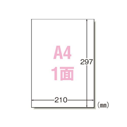 エーワン マルチプリンタラベル A4ノ-カット 31151【返品・交換・キャンセル不可】【イージャパンモール】