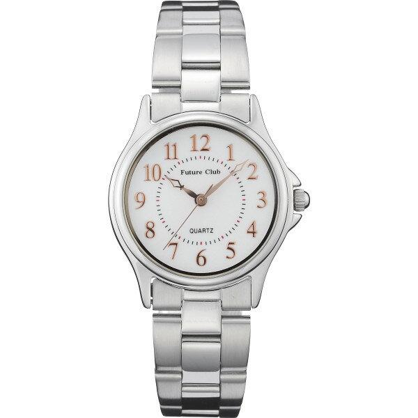 【送料無料】フューチャークラブ レディース腕時計 ピンクゴールド FC-077LP【代引不可】【ギフト館】