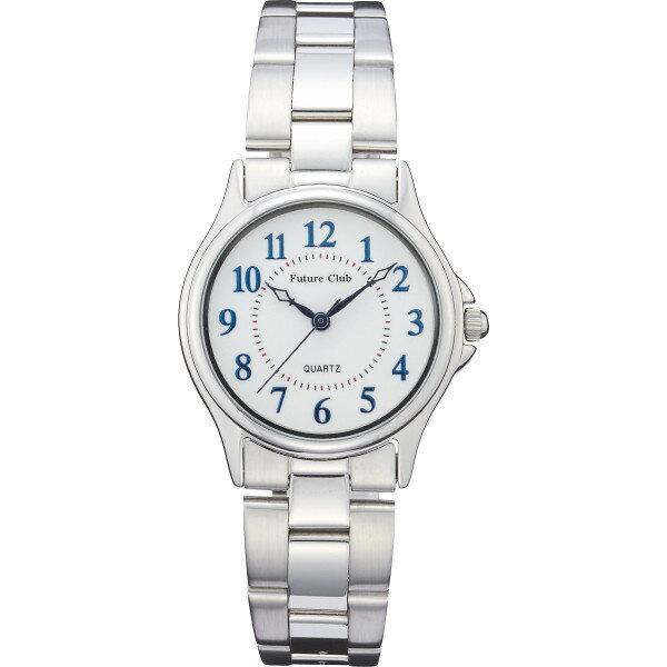 【送料無料】フューチャークラブ レディース腕時計 ブルー FC-077LN【代引不可】【ギフト館】