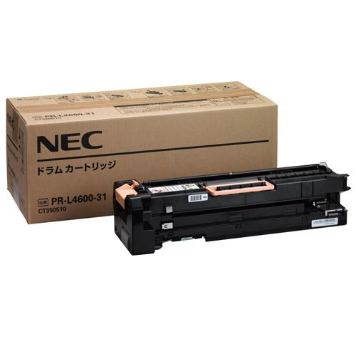 NEC PR-L4600用ドラムカートリッジ (約60000枚(A4・5%)印刷可能)
