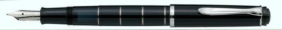 ペリカン PE FPクラツシツクM215BK M ブラック【筆記具館】【代引不可】【同梱不可】