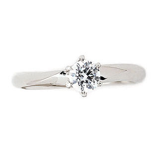 ( Brand Jewelry fresco )  プラチナ ダイヤモンドリング(婚約指輪・結婚指輪)【楽ギフ_包装】 【DEAL】