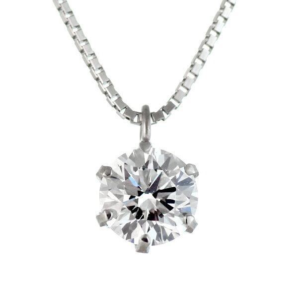 大粒 ダイヤモンド 1カラットアップ ネックレス 一粒 ダイヤモンド ネックレス プラチナ ダイヤモンドネックレス ダイヤモンド ダイヤ 【楽ギフ_包装】 【DEAL】