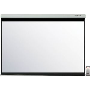 680-80CS ナビオ 電動スクリーン80インチ・サウンドスクリーンケース付(天井付けタイプ) NAVIO SCENE [68080CS]【返品種別B】【送料無料】