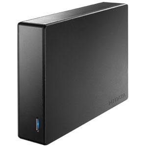 HDJA-UT6.0W I/Oデータ USB3.0接続 外付けハードディスク 6.0TB(高信頼ハードディスク「WD Red」採用)(電源内蔵モデル)  [HDJAUT60W]【返品種別A】【送料無料】