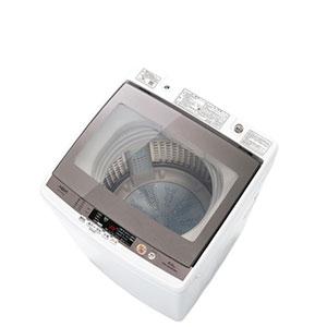 AQW-GV800E-W アクア 8.0kg 全自動洗濯機 ホワイト AQUA [AQWGV800EW]【返品種別A】【送料無料】(標準設置無料)