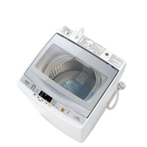 AQW-GP70E-W アクア 7.0kg 全自動洗濯機 ホワイト AQUA [AQWGP70EW]【返品種別A】【送料無料】(標準設置無料)