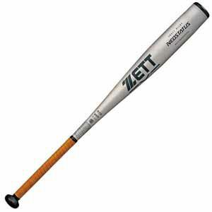 Z-BAT11783-1300 ゼット 硬式野球用金属バット(シルバー・83cm) ZETT NEOSTATUS(ネオステイタス) [ZBAT117831300]【返品種別A】【送料無料】