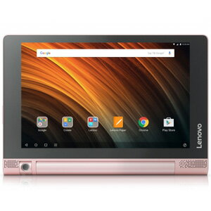 ZA090115JP レノボ 8.0型タブレットパソコン Lenovo YOGA Tab 3 8 (Wi-Fiモデル)ローズゴールド  [ZA090115JP]【返品種別A】【送料無料】