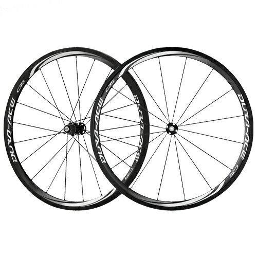 DURA ACE(9000) WH-9000-C35-TU チューブラー・フルカーボンリム ホイール 前後セット/ SHIMANO デュラエース 自転車 パーツ【送料無料】