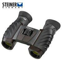 STEINER(シュタイナー) 双眼鏡 Safari Ultrasharp(サファリ ウルトラシャープ) 8×22 4457