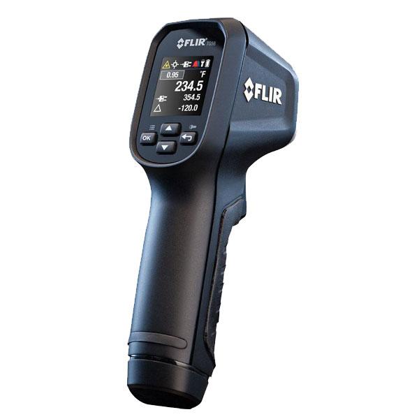 【ポイント3倍】【送料無料】 TASCO・いちねんタスコ 放射温度計 熱電対付モデル TA410TK