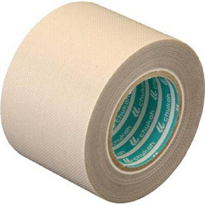 中興化成性能向上ふっ素樹脂粘着テープ ガラスクロス 0.24-25×10AGF10124X25【3914186】