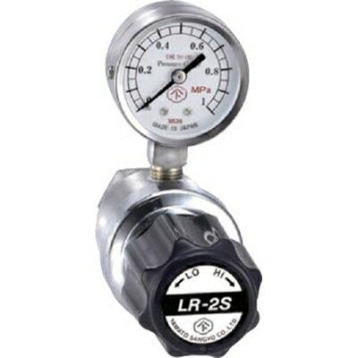 【送料無料】分析機用ライン圧力調整器 LR-2S L5タイプLR2SRL5TRC【4344677】