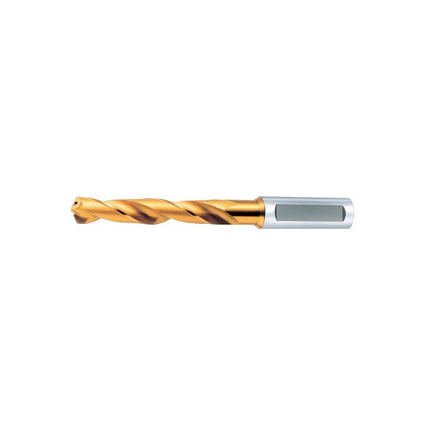 OSG一般加工用MTシャンクレギュラ型ゴールドドリルEXMTGDR27XMT3【6310133】