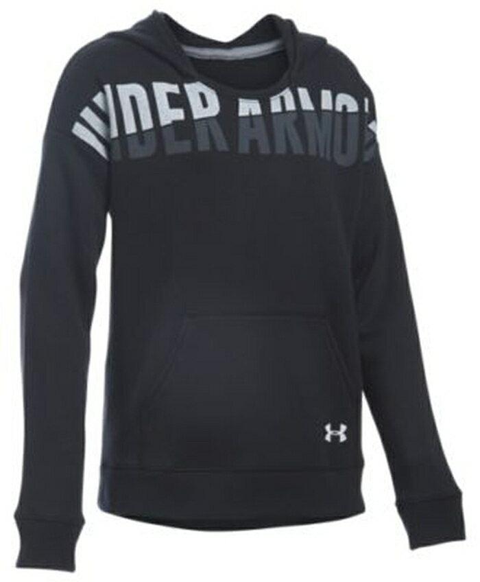 under armour アンダーアーマー favorite fleece フリース pullover hoodie フーディー パーカー 女の子用 (小学生 中学生) 子供用 マタニティ キッズ トップス ベビー