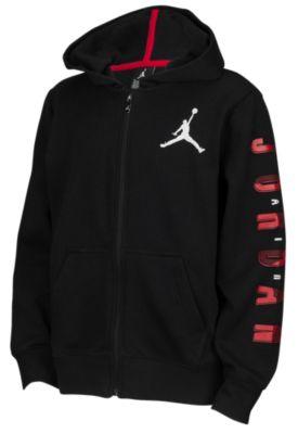 jordan ジョーダン jumpman ジャンプマン graphic グラフィック full zip hoodie フーディー パーカー 男の子用 (小学生 中学生) 子供用 キッズ マタニティ トップス ベビー