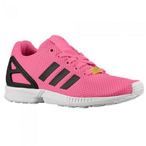 アディダス オリジナルス 女の子用 (小学生 中学生) 子供用 adidas originals zx flux キッズ スニーカー ベビー マタニティ 靴