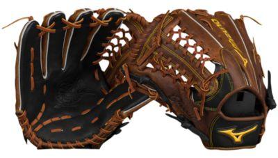 【送料無料】Mizuno Classic クラシック Pro プロ Soft Fielders Glove グローブ グラブ 手袋 - Mens メンズ 茶・ブラウン/black 黒・ブラック