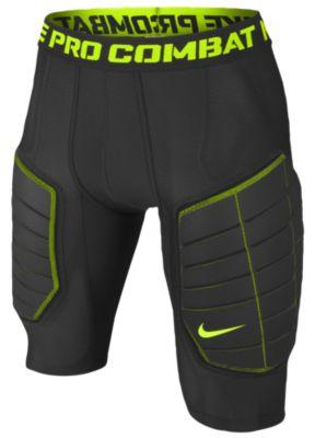 【送料無料】Nike Nike ナイキ Pro プロ Combat コンバット Hyperstrong Elite エリート Shorts ショーツ ハーフパンツ - Mens メンズ black 黒・ブラック/Volt