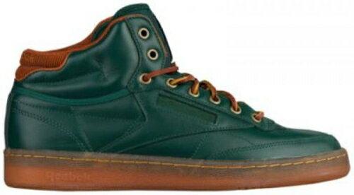 reebok リーボック club クラブ c mid ミッド cord メンズ メンズ靴 スニーカー 靴