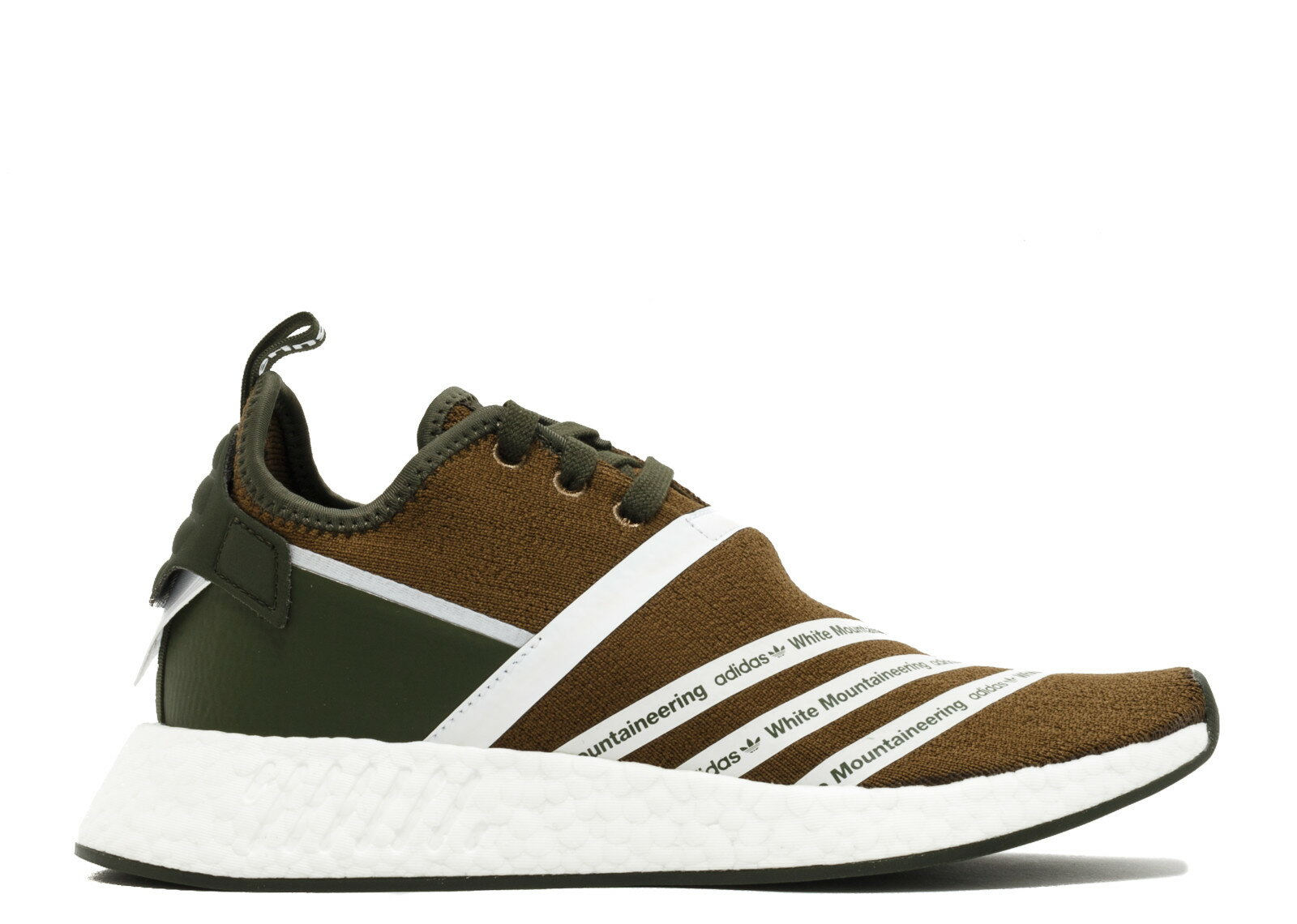 FOOTWEAR OTHER BRANDS WM NMD R2 PK WHITE 白 ホワイト MOUNTAINEERING