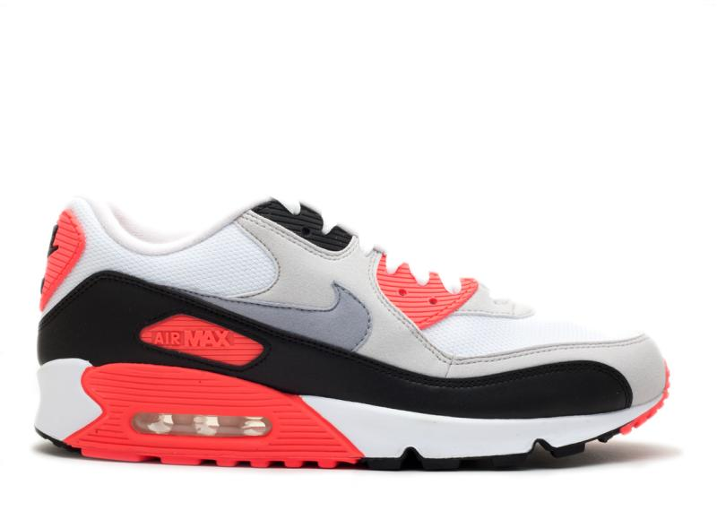ナイキ NIKE RUNNING AIR MAX 90 INFRARED 2010 RELEASE エアー マックス