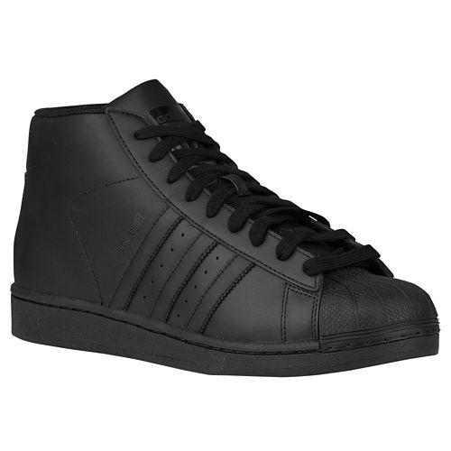 【送料無料】アディダス ADIDAS ORIGINALS オリジナルス PRO プロ MODEL MENS メンズ BLACK 黒・ブラック BLACK 黒・ブラック BLACK 黒・ブラック スニーカー