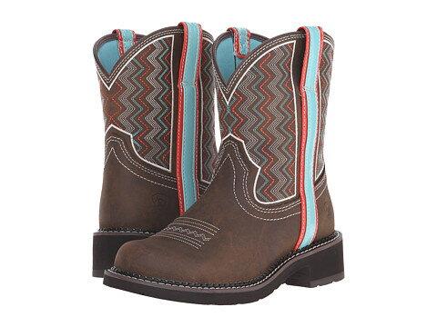 靴 レディース ブーツ ARIAT FATBABY HERITAGE