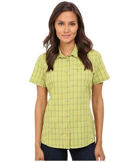 jack wolfskin centaura stretch vent shirt シャツ ベント ストレッチ ジャック トップス レディースファッション