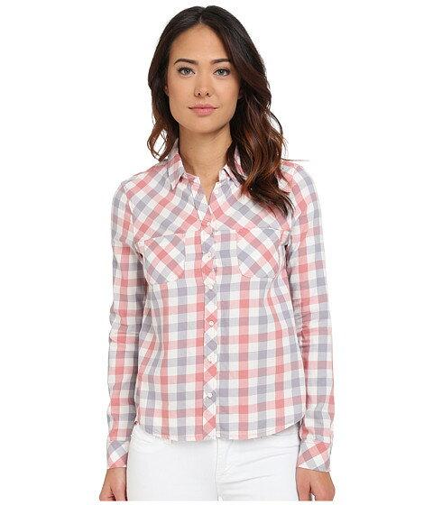 シャツ ボタン ダウン パンツ mavi jeans plaid button down shirt レディースファッション トップス