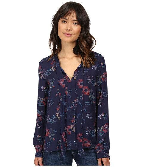 splendid cindelle floral print blouse プリント フローラル ブラウス レディースファッション トップス
