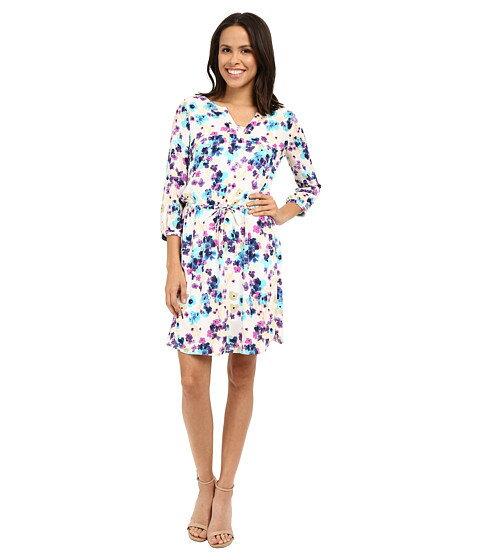 ドレス nydj alexa pleat back dress レディースファッション ワンピース