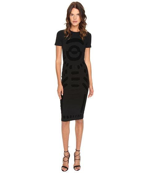mcq long bodycon dress ワンピース ボディコン ドレス ロング レディースファッション