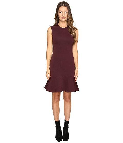 ワンピース ドレス ミニ mcq peplum mini dress レディースファッション