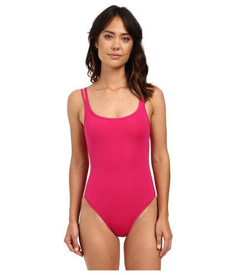 JETS by Jessika Allen Jetset Double Strap One-Piece Swimsuit