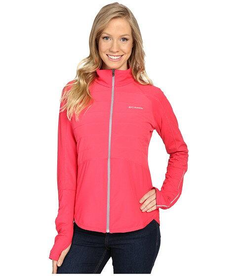 columbia trail flash hybrid ハイブリッド jacket ジャケット アウター コート レディースファッション