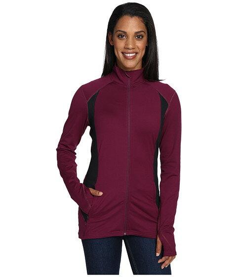 ジャケット hot chillys mtf flex jacket レディースファッション コート アウター