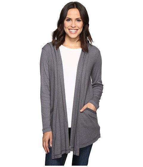 スリーブ allen long sleeve hooded open cardigan レディースファッション ニット セーター トップス