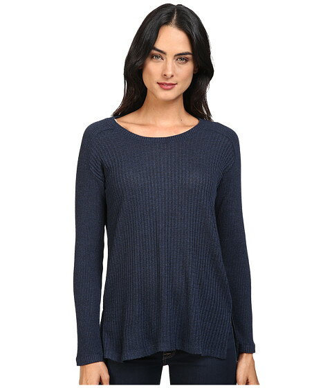 ワッフル ニット splendid waffle loose knit pullover レディースファッション トップス セーター